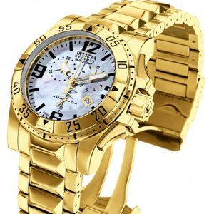 Invicta Reserve Excursion Swiss Quartz Chronograph